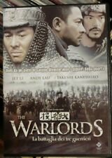 Dvd -THE WARLORDS La battaglia dei guerrieri