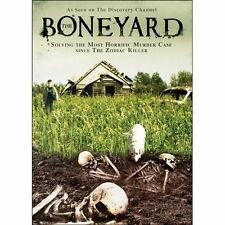 Discovery Channel: The Boneyard Charles Ng Leonard Lakes (DVD, 2009, Brand New)