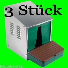 3 Legenester-Hühnernest-Abrollnest-Legebox-Legenest-Nest-Huhn-Futterautomat-Brut