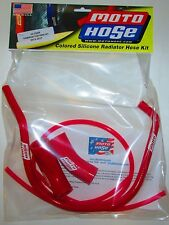 Yamaha YZF1000 YZF R1 2015-2017  MOTO Hose Kit RED