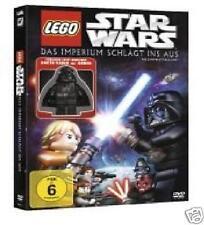 """Lego Star Wars Film """"Das Imperium schlägt ins Aus"""" Darth Vader + Medaillie sw464"""