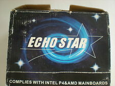 Echo Star 550 Watt ATX Fan Power Supply Brand New in Original Box