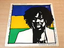 Dennis Brown/Money In My Pocket/1981 Trojan LP/Reggae