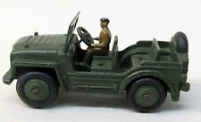 1950's Dinky military #674 AUSTIN CHAMP Army Jeep diecast excellent plus