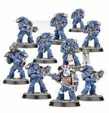 10 Legion Space Marines on sprue Horus Heresy Betrayal Calth Warhammer 30k 40k C