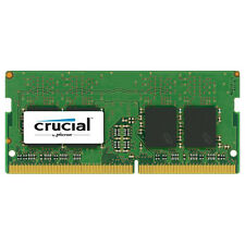 Crucial 16GB DDR4 2133 PC4-17000 SODIMM 260-Pin Laptop Memory Ram CT16G4SFD8213