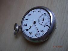 [35] Alte Taschenuhr old pocket watch  Cylindre 6 Rubis