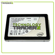 SSDSC2CW240A310 Intel 520 Series 240 GB 6 Gb/s SSD