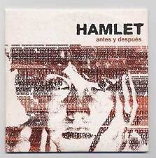 HAMLET Spanish Cd Single ANTES Y DESPUES 1 track 1998