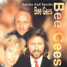 THE BEE GEES-Spicks And Specks-BARRY GIBB-Robin-EARLY RECORDINGS-British-POP-Cd