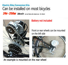 ebike kit / motor bike conversion kit / all most bicycles /Electric Bicycle