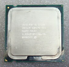Intel Core 2 Duo E7500 / 2.93GHz / 3M / 1066MHz - SLGTE - Socket 775 - Tested