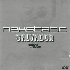 HEXSTATIC 'SALVADOR' DVD-VIDEO NEW UNPLAYED DISTRIBUTOR STOCK