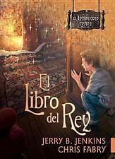 El Libro del Rey (El Lombricero) (Spanish Edition)-ExLibrary