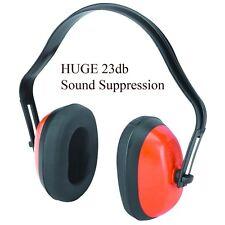 Shooting Sports Industrial Ear Muffs Firing Range LIGHTWEIGHT Costruction