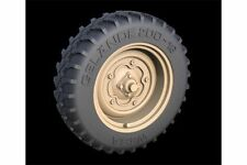 PANZER ART, 1:35, RE35-266 Schwimmwagen offroad Wheels