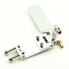 75MM Alum Water Rudder Absorbing Steering Rudder w/ Suction Device RC Model Boat