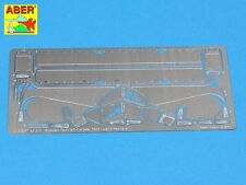 1/35 ABER 35246 FENDERS for SOVIET BT-7 model 1935 - for  TAMIYA kit