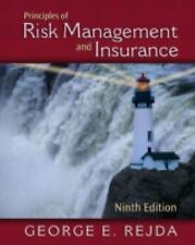 Principles of Risk Management and Insurance (9th Edition) (Principles -ExLibrary