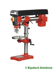 Sealey Tools GDM790BR Radial Pillar Drill Bench 5 Speed Morse Taper 2 550W 230V