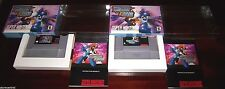 Mega Man and Bass   (Super NES)   Complete [NTSC] Game with Instruction Manual
