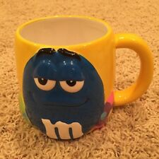M & M Candy Easter Character Coffee Cup Eggs Galerie Collectible 3D