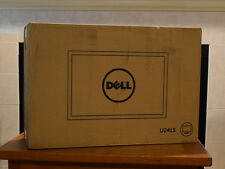 NEW* Dell 24 inch LCD Display Monitor U2413 - damaged packaging