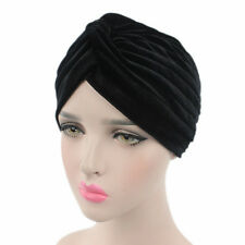 HOT *TURBAN Head Band Soft Cover Hat Cap Hijab Hair Wrap Hair Loss Chemo Bandana