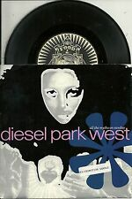 "Diesel Park West - All the Myths on Sunday 1989) UK 7"" + Promo Str"