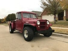 1954 Jeep Willys Truck 1-Ton