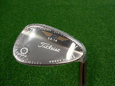 MANUFACTURER DISCONTINUED MODEL VOKEY SPIN MILLED SM4 BLACK NICKEL 54.14 WEDGE