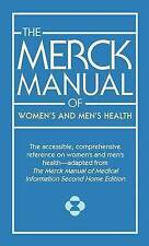 The Merck Manual of Women's and Men's Health by Various -Paperback
