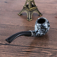 Nouveau en marbré Tabac à Pipe Cigarettes Cigare Pipes Durable Cadeau
