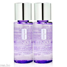 Clinique Take The Day Off Makeup Remover For Lids, Lashes & Lips - 50ml x 2pcs