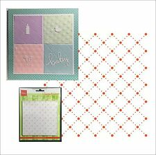 PEARLS embossing folder DF3424 - Marianne embossing folders All Occasion,wedding