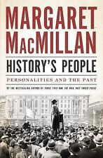 History's People: Personalities and the Past (CBC Massey Lectures), MacMillan, M