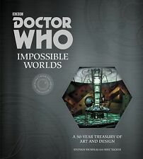 BBC's Doctor Who: Impossible Worlds ...New Illustrated Hardcover