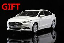 Car Model Ford New Mondeo 2013 1:18 (Pearl White) + SMALL GIFT!!!!!!!!!