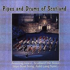 Various Artists-Pipes And Drums Of Scotland CD NEW