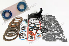 VT20 VT25E Transmission Master Rebuild Kit with Clutches Steels Pistons Saturn