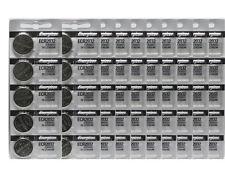 100 Pcs Energizer CR2032 ECR2032 2032 3V Lithium Battery FRESH DATE