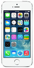 ***IPHONE 5S 32GB SILVER FACTORY UNLOCKED! WHITE APPLE 5 S 32 GB GSM NEW!***