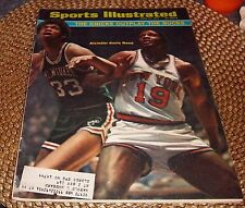 Sports Illustrated April 27 1970  Lew Alcindor / Willis Reed