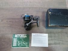 Vintage Mitchell 308a spinning reel in box ( BROWNING Distributed ) RARE !!!!!!!