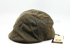 HUGO BOSS ORANGE LABEL TAN COTTON HAT ONE SIZE L - XL NEW GREAT QUALITY