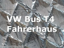 VW Bus T4 Thermomatten Fahrerhaus, 7-lagiges Isoflex-Material