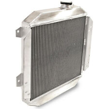 50MM HIGH FLOW TWIN CORE ALLOY SPORT RADIATOR FOR FORD ESCORT MK2 1600 1.6 RS