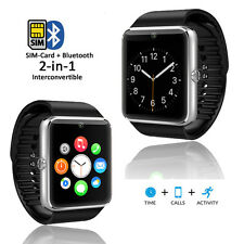 Unlocked Universal AT&T Tmobile Smart Watch Phone Bluetooth 3.0 Built-in Camera