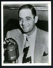 BERT LEE PLAY BY PLAY SPORTS ANNOUNCER 8X10 PHOTO AUTO AUTOGRAPH AU9589