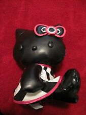 MAC HELLO KITTY PLEATHER 8'' PLUSH DOLL NEW